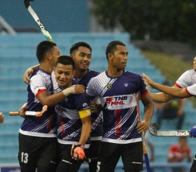 It's a Pahang Hockey Academy and SSTMI Final