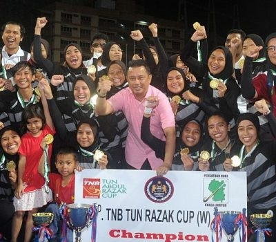 Selangor Kejutkan Pahang Untuk Muncul Juara TNB Piala Tun Abdul Razak (W) 2017