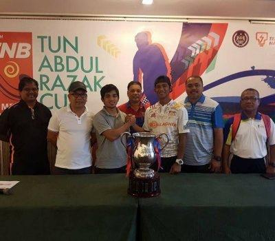 TNB Piala Tun Abdul Razak 2017: Terengganu Sasar Pertahan Kejuaraan Division Satu