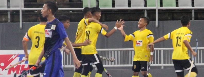 TNBLHRM 2018: MSSPP-PSHA, MBMB Warriors Kutip Tiga Mata Pertama