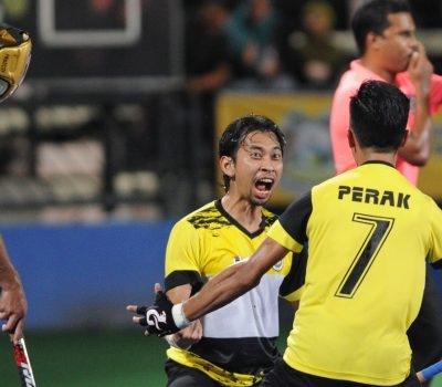 TNB Piala Tun Abdul Razak 2017: Hafifihafiz Julang Perak Selaku Juara Divisyen Satu