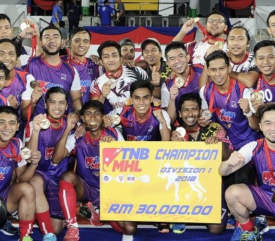 TNB LHM 2018:  UITM KPT Juara Divisyen Satu