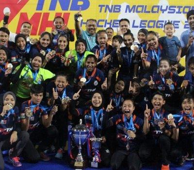 Blue Warriors Bangkit Juarai Piala Vivian May Soars 2018