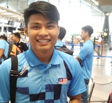 Hero Piala Asia 2017: Aideed Syukur Berjaya Tambat Hati Coach Stephen
