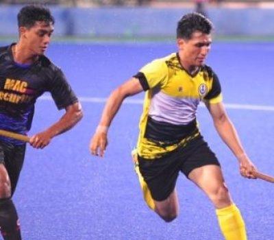 Piala TNB Tun Abdul Razak 2017: Perak, PDRM Terikat Seri