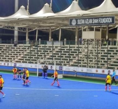 TNB Piala Tun Abdul Razak 2017: Perak, Negeri Sembilan Lengkapkan Slot Separuh Akhir Divisyen Satu