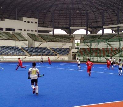 TNB-1Mas Kejohanan Hoki B-14: Perak jumpa Sabah Di Pentas Final