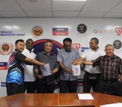 Keputusan Undian Peringkat Suku Akhir Piala TNB Liga Hoki Remaja Malaysia 2018
