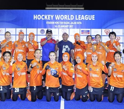 Malaysia Tigress goes down against Irish in final