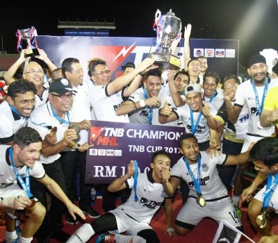 THT retain TNB Cup