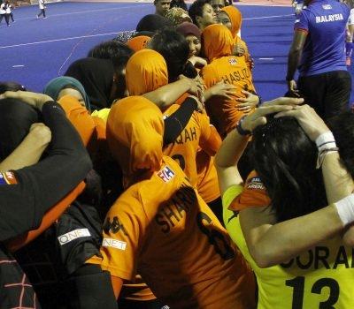Malaysia Ke Final Selepas Atasi Itali