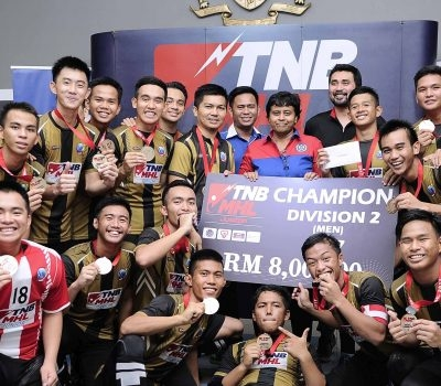 MBPJ Tigers claim Division One crown