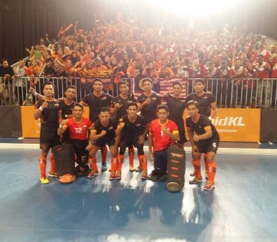 Malaysia beat Indonesia to stay perfect