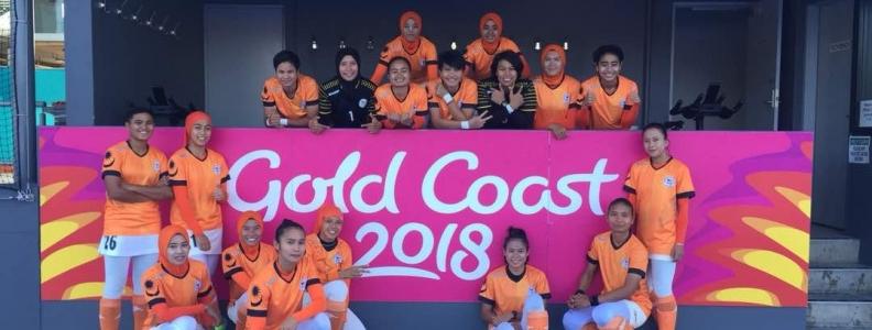 Sukan Komanwel 2018: Malaysian Tigress Akhiri Saingan Di Tempat Kelapan