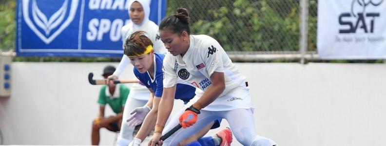 Trofi Juara-Juara Asia: Syafi, Asfarina Pikat Hati Dharmaraj