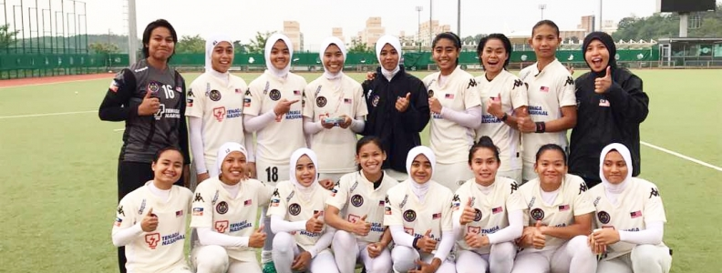 Trofi Juara-Juara Asia: Malaysian Tigress Tewas Melawan