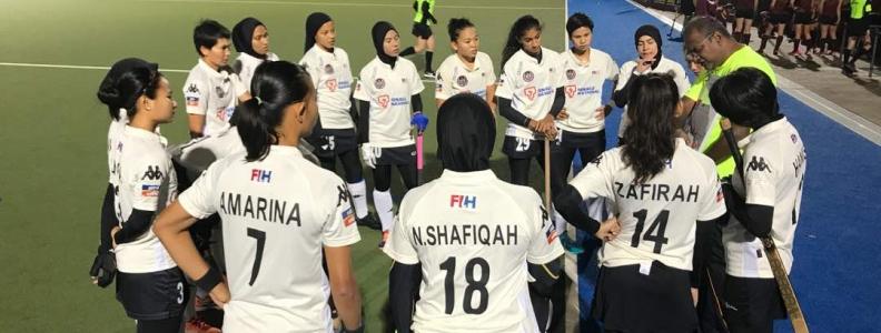 Siri Jelajah Australia: Malaysian Tigress – QAS Terikat 1-1