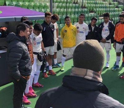 Siri Jelajah Australia: Australia A Sekat Hajat Malaysian Tigers Cari Kemenangan Pertama