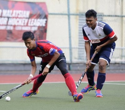 SSTMI extend lead at the top
