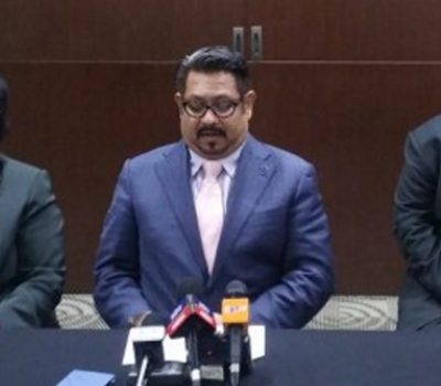 FAIZAL AND SYAMIN PUT ON ICE; MHC DEBTS VASTLY REDUCED