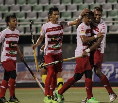 'HURRICANE MALACCA' SWEEP PAST TERENGGANU
