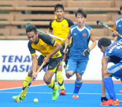 MALAYSIA CRUSH CHINA IN NEAR FRACAS MATCH