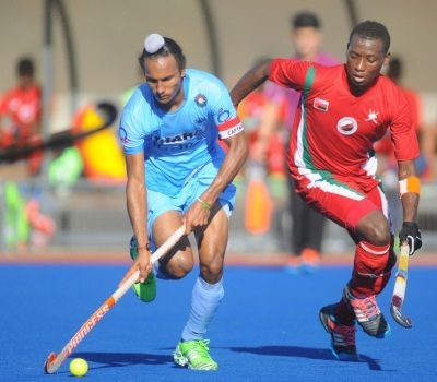 INDIA BLAST NINE GOALS PAST OMAN
