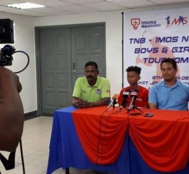 TNB-1Mas Kejohanan Hoki B-14: Skuad Lelaki Pahang Lontar Keinginan Pertahan Kejuaraan