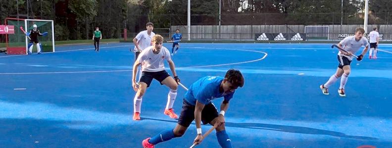 Skuad Projek Khas Lelaki Kebangsaan Tewas 0-2 Kepada England B-21
