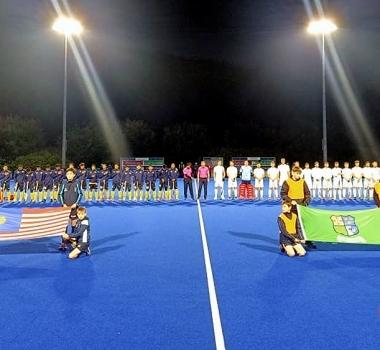 Perlawanan Ujian: Malaysia Tundukkan Ireland 4-2