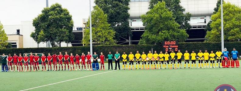 Perlawanan Ujian: Malaysia Atasi Wales 4-3