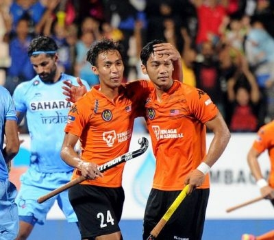 Malaysia Squashed India's Hopes of Reaching Final