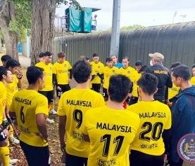 Malaysia – Perancis Terikat Seri