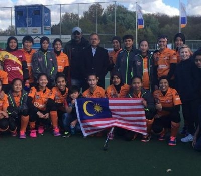 Belanda destinasi terbaik untuk Malaysian Tigress — Dharma Raj