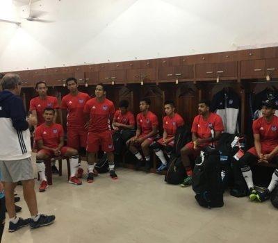 Malaysia Happy With Pitch At Kalinga Stadium