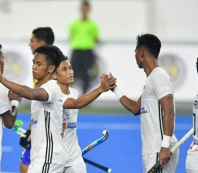 Malaysia Overcome Shaky Start Before Trouncing Brazil