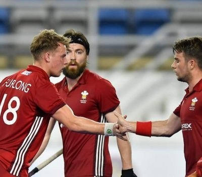 Welsh Dragons In Firm Control Of Group A