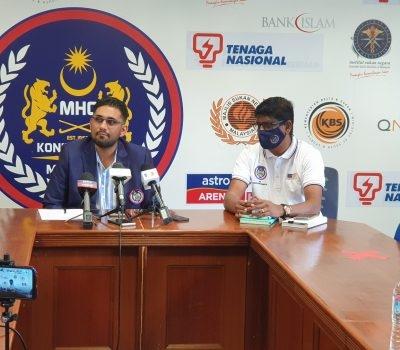 Penganjuran TNB Liga Hoki Malaysia 2021 Ditunda