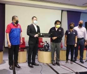 KHM Muktamatkan Lokasi Penginapan Rasmi Gelembung Kejohanan TNB MHL 2021