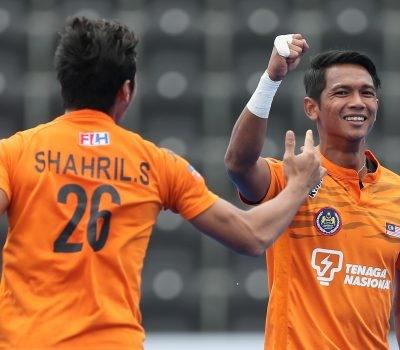 Razie shines again as Malaysia stun India