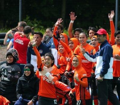 Malaysian Tigress claim third spot in style