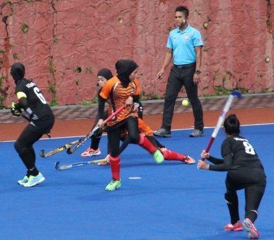 Pahang dan Selangor Ke Perlawanan Akhir TNB Piala Tun Abdul Razak (W) 2017