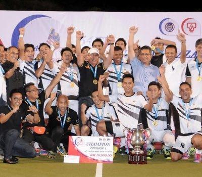 Terengganu crowned 2016 TNB Tun Abdul Razak Cup champion