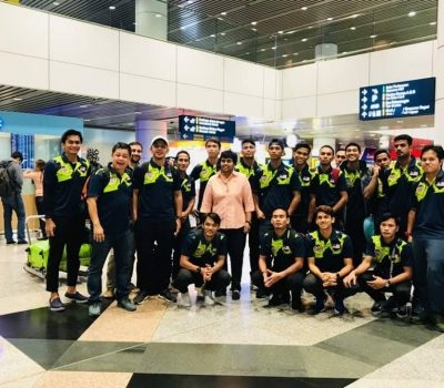 Kumar Berkorban Demi Malaysian Tigers