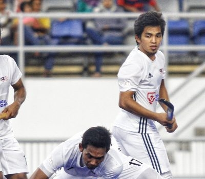 Faizal Plans To Redeem Himself In His Second World Cup Outing