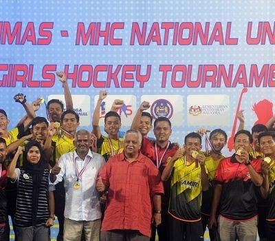 Kejohanan Bawah16: Perak, Pahang Dinobatkan Selaku Juara