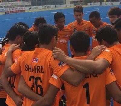 Hero Piala Asia 2017: Malaysian Tigers akur tewas kepada India
