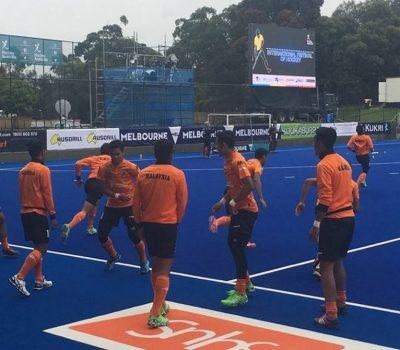 Tigers hold Black Sticks to a draw