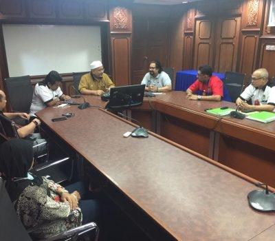 KHM Perkasa Jalinan Kerjasama Dengan Kerajaan Negeri Terengganu