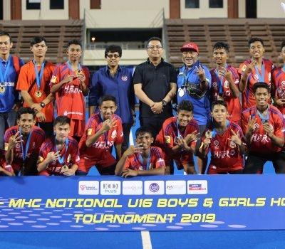 TNB-KHM B-16: Perak Pertahan Kejuaraan, Pulau Pinang Juara Kategori Perempuan